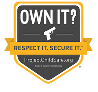 Join Project ChildSafe in educating your family and community about safe gun handling and storage.